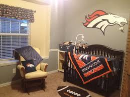 Razorback Crib Bedding by Denver Broncos Nursery Aka Little Guy Man Cave Baby Boy