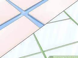 how to change the color of grout 11 steps with pictures
