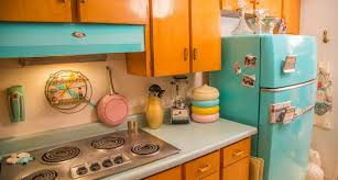 1960s Kitchen Retro Decor And Home Improvements From The 1960s