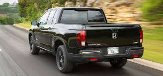 Nicest Truck Interior The 2017 Honda Ridgeline Is Solid But A Little Too Much Accord
