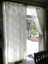 Curtains For Front Doors White Curtains For Front Door Gorgeous Curtains For Front Door