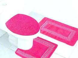 Pink Bathroom Rugs And Mats Pink Bath Rug Bed Bath And Beyond Bathroom Mats Bathroom Awesome