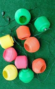 Tiki Patio Lights Cer Tiki Mold Lanterns Blowmold Mold Pinterest