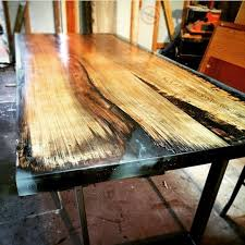 Slab Wood Table by 213 Best Epoxsi Images On Pinterest Resin Table Epoxy And Resin