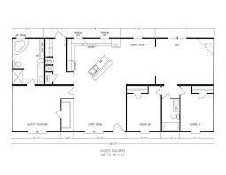 18 x 80 mobile home floor plans floor plans kabco builders