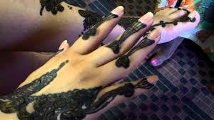 zanzibarian henna youtube
