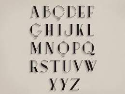 19 alphabet upper case letter templates free psd eps format