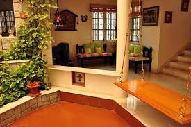 indian interior home design oonjal wooden swings in south indian homes wooden swings