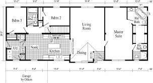Bonanza House Floor Plan by Novaform 4