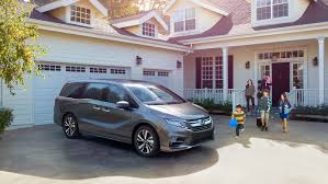 luxury minivan shop for the 2018 honda odyssey official honda site