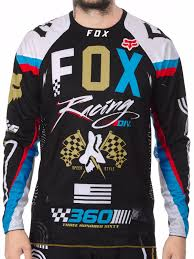 motocross jersey canada fox black 2017 360 rohr mx jersey fox freestylextreme america