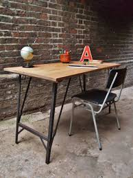 Cavalletto Ikea by Dark Brown Iron Trestle Table 1 By Gmr Archives Five From The