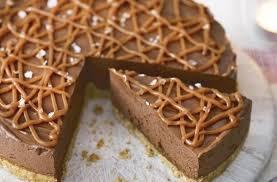salted caramel chocolate torte recipe goodtoknow