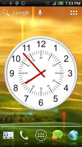 clock themes for android mobile analog clock classic theme 1mobile com