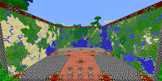 Mincraft Maps Outdated Read Desc U003dprevious World U0027s Largest Minecraft Map