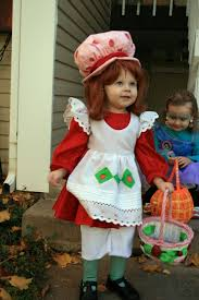 Strawberry Baby Halloween Costume Creative Custom Costumes Consulting Strawberry Shortcake Child