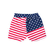 Dope American Flag Mini U0027mericas Chubbies Baby American Flag Shorts