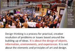 design thinking graduate programs the art of design design thinking