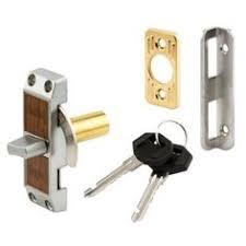 Home Depot Patio Door Lock Prime Line U9862 1 3 4 Inch White Diecast Patio Door Lock