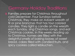 christmas around the world facts for first grade