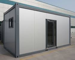 china flat pack 20ft shipping container house with kitchen photos