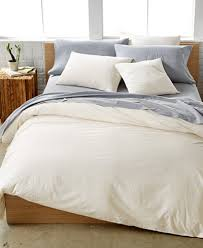 last act calvin klein washed essentials color wash queen duvet