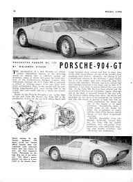 porsche 904 rear porsche 904 porsche cars history page 3