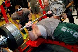 World Bench Press Record Powerlifting Event Doubles As Fundraiser For Portland Shooting