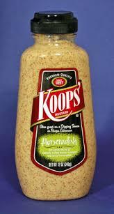 koops mustard horseradish mustard koops horseradish mustard national