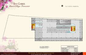 San Gabriel Mission Floor Plan by Archrefined