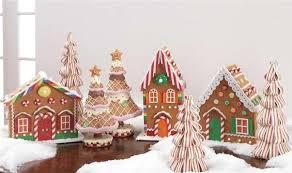new raz imports gj 6 inch gingergread tree ornaments s3 3116168