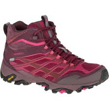 merrell womens boots canada merrell s moab fst mid waterproof boot clearance bivouac
