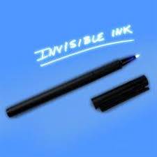 black light ink pen invisible ink pen invisible ink pen