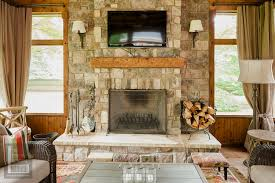 fireplace mantel cover southern living screened porch ideas