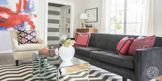 Living Room Without Coffee Table by 7 Ways To Use Gray Decor Without Feeling Depressed Huffpost