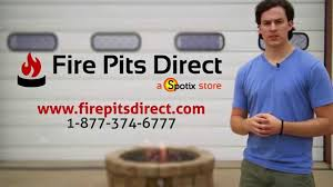 Natural Gas Fire Pit Kit Diy How To Build A Gas Fire Pit Youtube