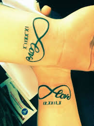 40 so cute mr and mrs tattoos for perfect couples perfect