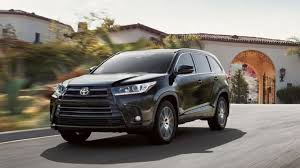 colors for toyota highlander 2018 toyota highlander review hybrid changes colors price
