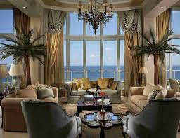 Tropical Design How To Add Gold To Your Living Room