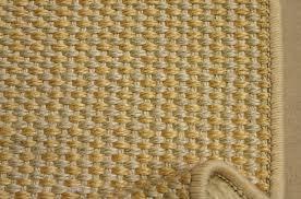 teppich sisal echt sisal panama maisgelb natur 165x250