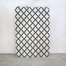 trellis white cowhide rug rugs graham u0026 green