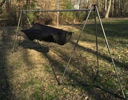 portable hammock stand dutchware gear