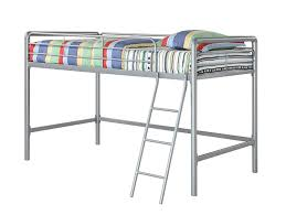 Bunk Bed Amazon Com Dhp Junior Loft Bunk Kitchen U0026 Dining