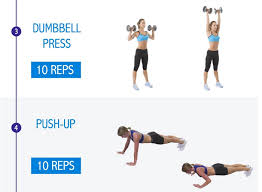 complete workout guide how to get rid of back fat in the next 90 days