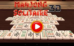 mahjong solitaire 3d android apps on google play