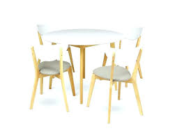 plastic round table and chairs light oak kitchen table and chairs good light oak kitchen table and
