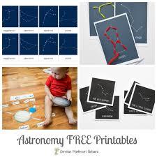 astronomy for christian children christian montessori network