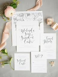 best 25 calligraphy wedding invitations ideas on - Calligraphy For Wedding Invitations