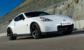 nissan 370z nismo review 2014 nissan 370z nismo gets cosmetic updates at chicago auto show
