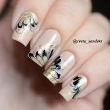 neon rainbow nails no water needed drag marble nail art